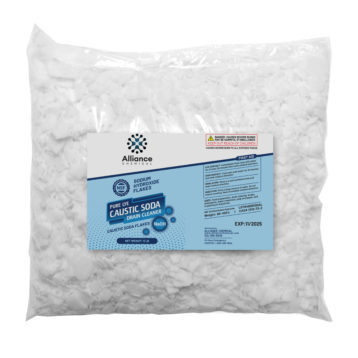 sodium hydroxide 5lb bag
