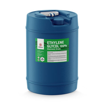 Ethylene Glycol 100% Electronic Grade in a 15 gallon carboy
