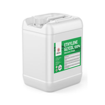 Ethylene Glycol 100% Electronic Grade in a 5 gallon pail