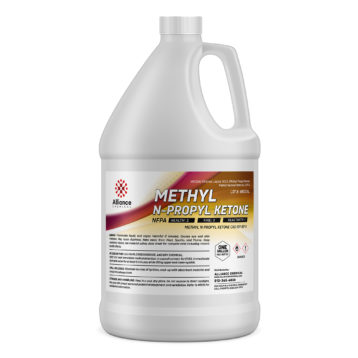 Methyl n-Propyl Keton in a one gallon bottle