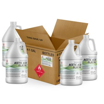 Glacial acetic acid water-free anhydrous acetic acid Eisessig ice vinegar Acetic acid is carboxylic acid formic acid reagent